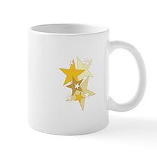 Gold Stars Mugs