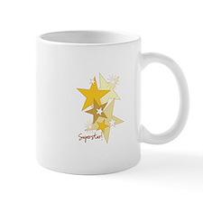 Gold Stars Superstar Mugs