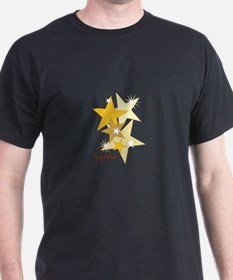 Gold Stars Superstar T-Shirt