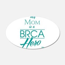 BRCA Hero – Mom Wall Decal