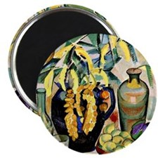 Alice Bailey - Still Life with Mimosas Magnet