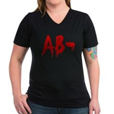 Blood Type AB- Negative T-Shirt