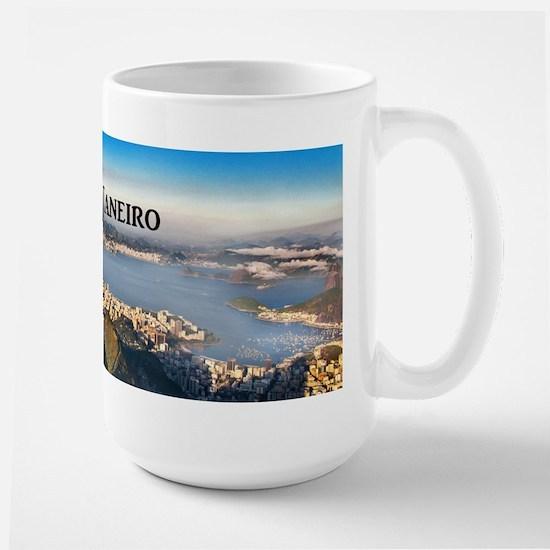 Rio de Janeiro Large Mug