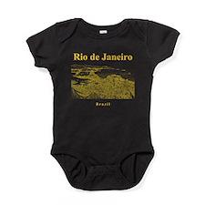 Rio de Janeiro Baby Bodysuit