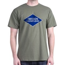 Emission Accomplished T-Shirt