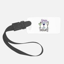 Group Therapy Luggage Tag