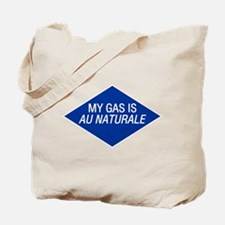 Au Naturale Gas Tote Bag