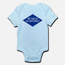 Au Naturale Gas Infant Bodysuit