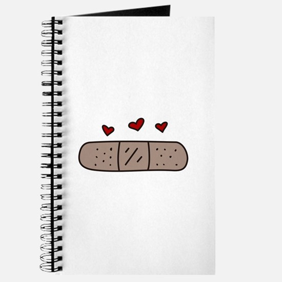Band Aid Journal