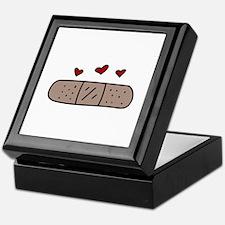 Band Aid Keepsake Box