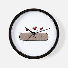Band Aid Wall Clock