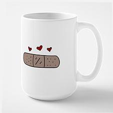 Band Aid Mugs