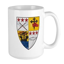 Duart Castle Large Mugs