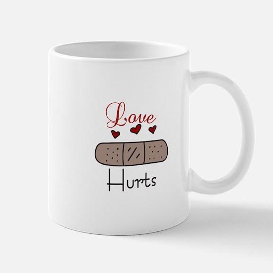 Love Hurts Mugs