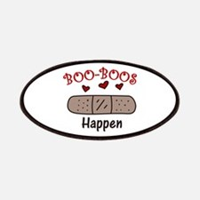 Boo Boos Happen Patches