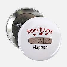 """Boo Boos Happen 2.25"""" Button"""