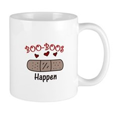 Boo Boos Happen Mugs