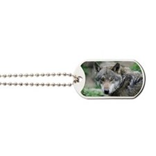 Unique Wolf photos Dog Tags