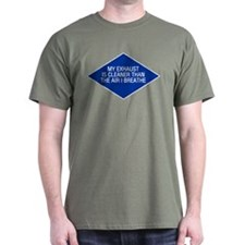 Exhaust vs. Air T-Shirt