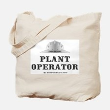 Plant Operator Tote Bag