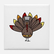 Turkey Tile Coaster