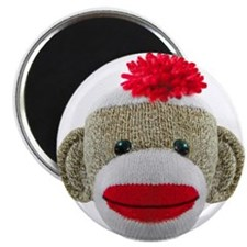 Funny Monkey Magnet