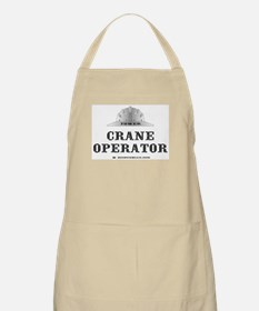 Tower Crane BBQ Apron