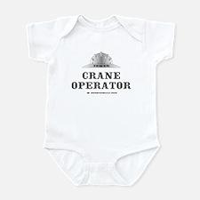 Tower Crane Infant Bodysuit