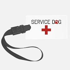 Service Dog Luggage Tag