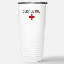 Service Dog Travel Mug
