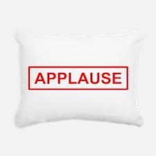 Applause Rectangular Canvas Pillow