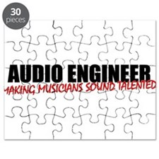 Audio Engineer Puzzle