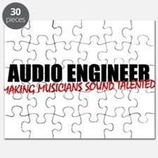 Audio Engineer Puzzle