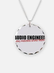 Audio Engineer Necklace