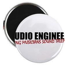 """Audio Engineer 2.25"""" Magnet (100 pack)"""