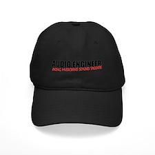 Audio Engineer Baseball Hat