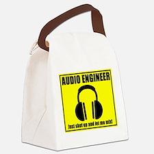 Let Me Mix Canvas Lunch Bag