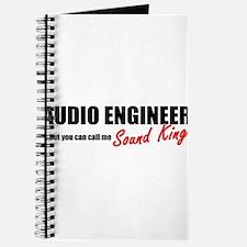 Sound King Journal