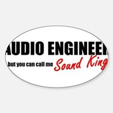 Sound King Decal