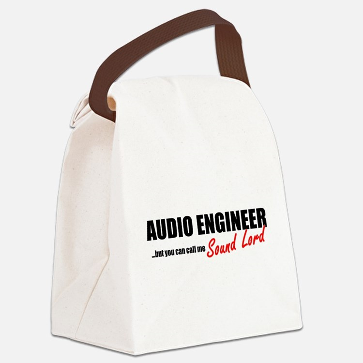 Sound Lord Canvas Lunch Bag