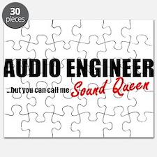 Sound Queen Puzzle