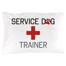 Service Dog Trainer Pillow Case