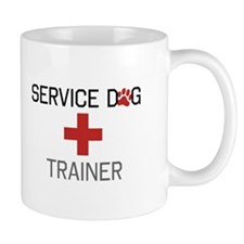 Service Dog Trainer Mugs