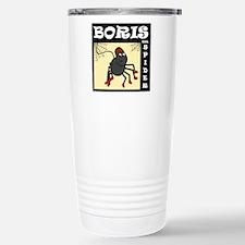 Boris The Spider Travel Mug