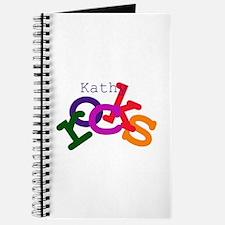 Kathy Rocks Journal