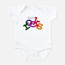 Kathy Rocks Infant Bodysuit