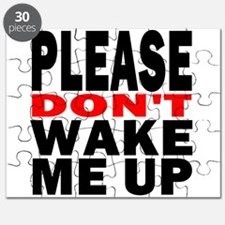 Please Dont Wake Me Up Puzzle