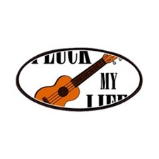 Pluck My Life (Uke) Patches