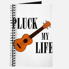 Pluck My Life (Uke) Journal