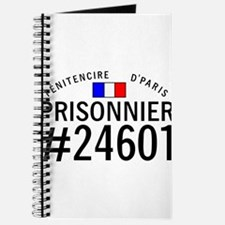 Prisonnier #24601 Journal